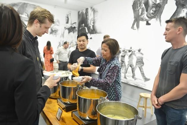 Curator's Tour: Rirkrit Tirvanija