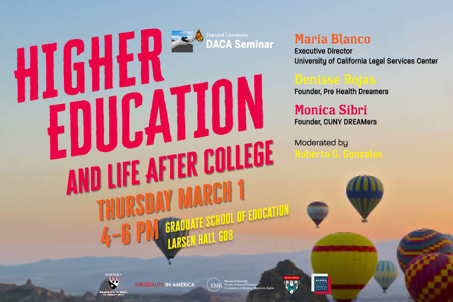 Higher Education and Life After College Panel