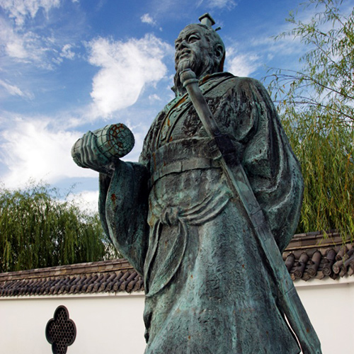 Know Your Enemy, Know Yourself: Sun Tzu and The Art of War