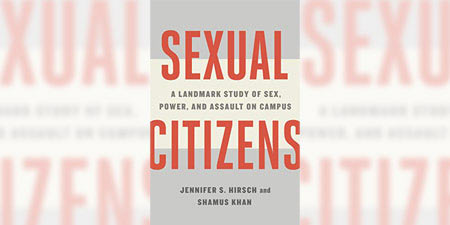 'Sexual Citizens' Discussion Series for Staff and Faculty