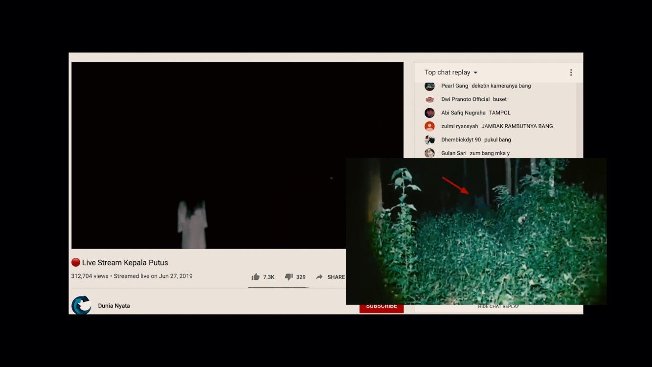 Ghosts Like Us (Motifs)