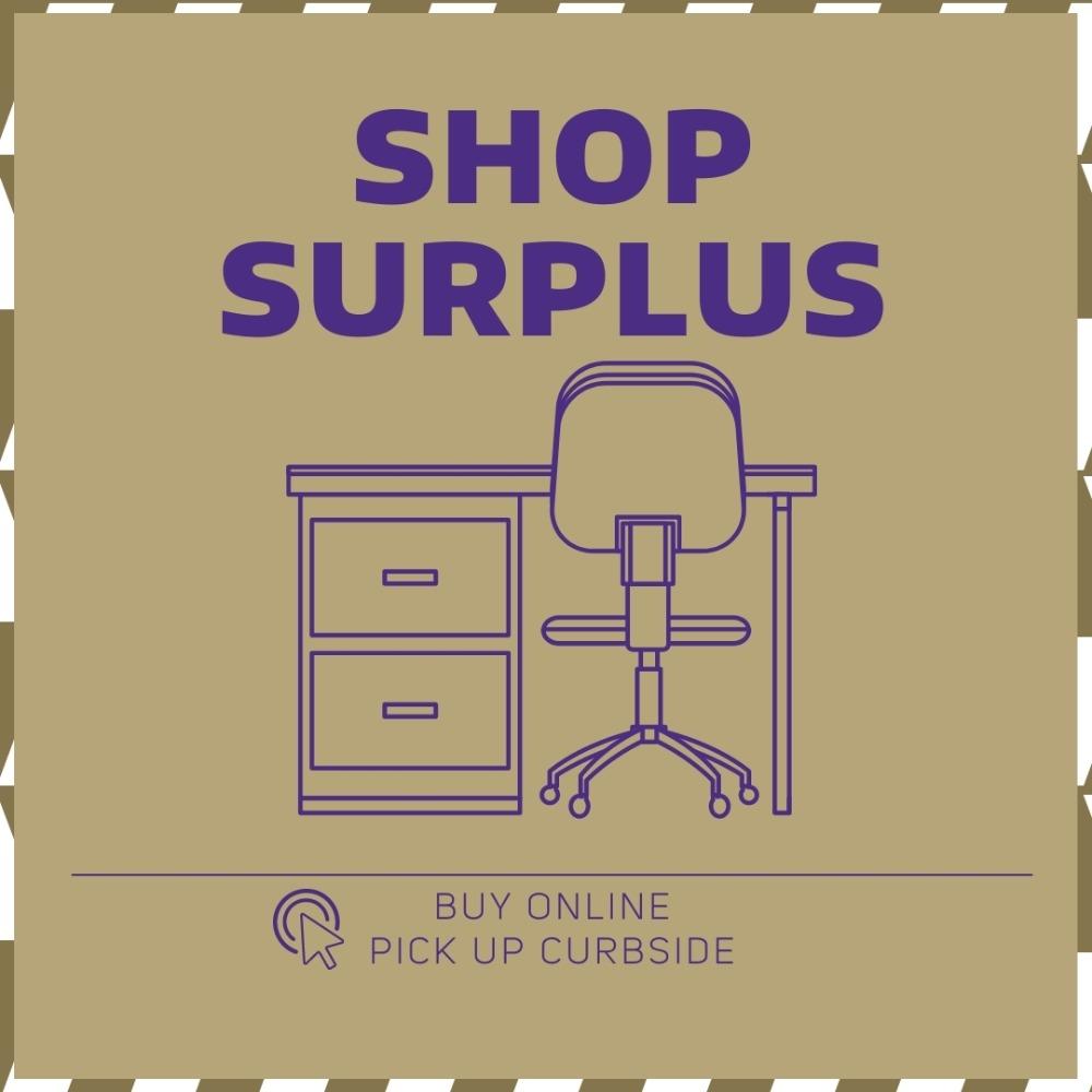 UW Surplus Online Store