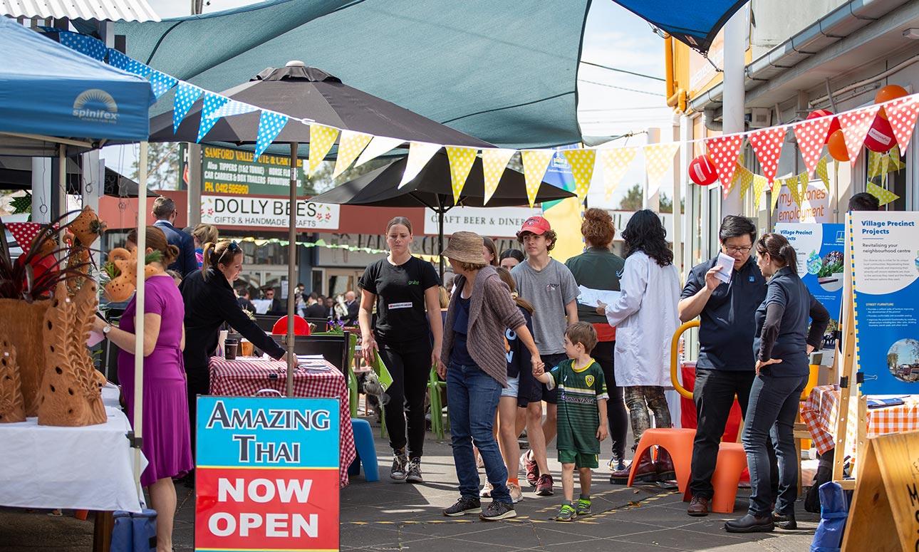 Gaythorne Village community festival