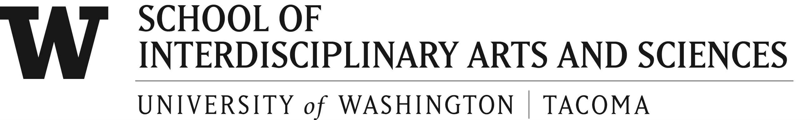logo of the School of Interdisciplinary Arts and Sciences at UW Tacoma
