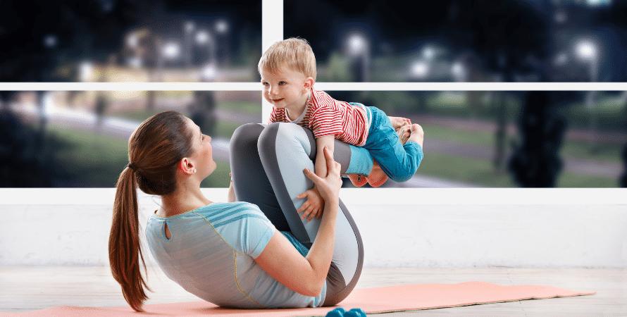 Mums & Babies Yoga