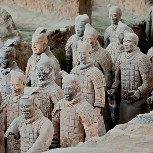 Standing Guard: The Terra-cotta Warriors and the Legend and Legacy of China's First Emperor