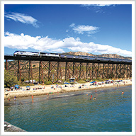 America's Long-Distance Passenger Trains: On Track for a Renaissance or Extinction?