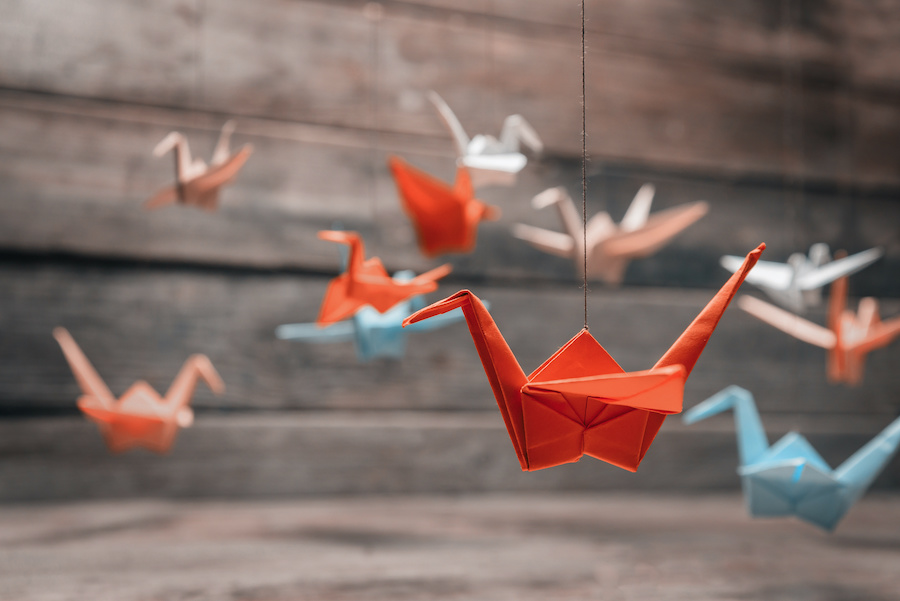 History of Japanese Origami Workshop with Guided Creation