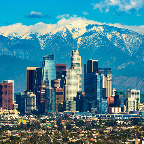 Los Angeles: Creating the Vision