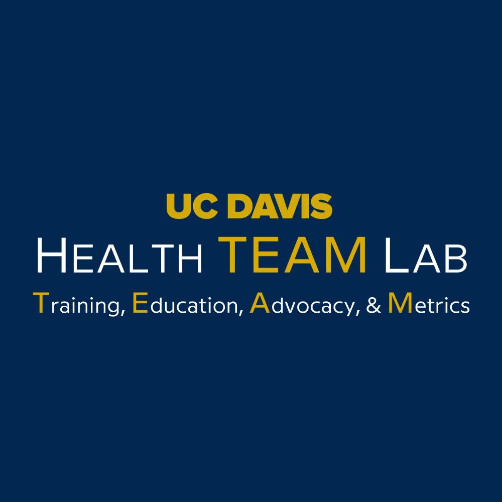 Health TEAM lab OPEN!!
