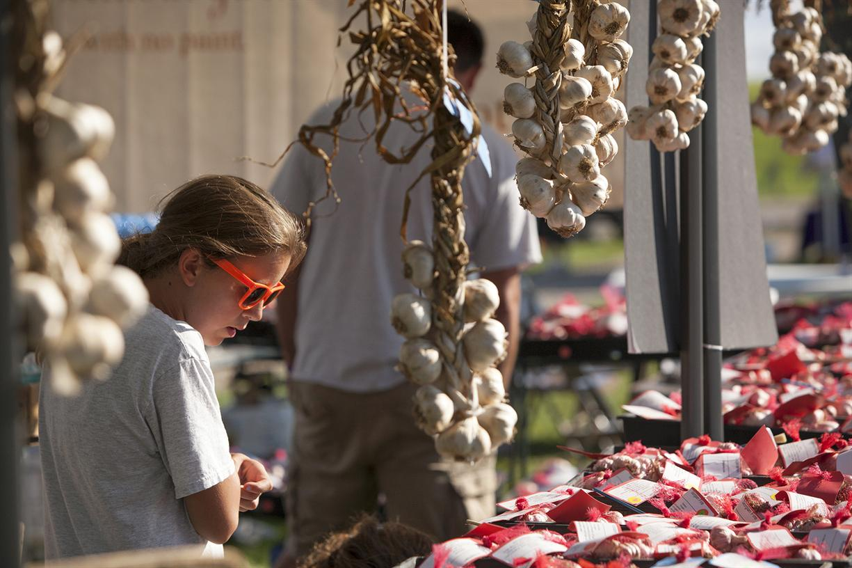 Midwest Garlic Fest