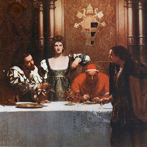 A Family Affair: The Borgias' Scandalous Legacy