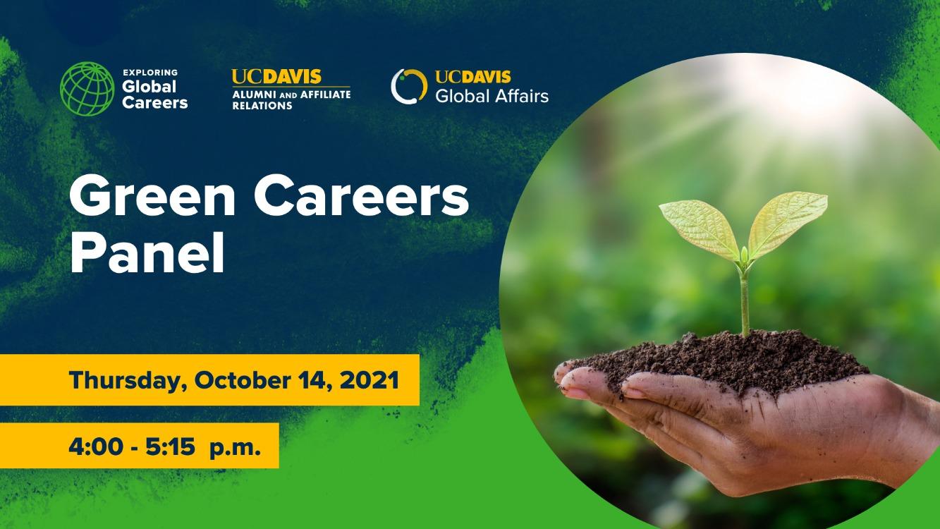 Exploring Global Careers: Green Careers