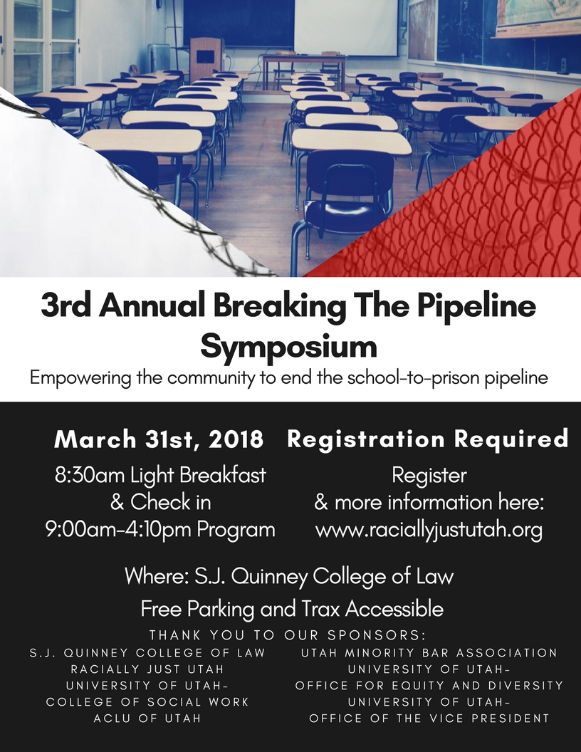 3rd Annual Breaking the Pipeline Symposium