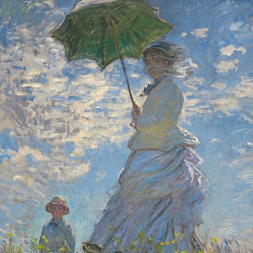 Impressionist Muses: The Women Who Inspired Manet, Monet, Renoir, Degas, and Cassatt