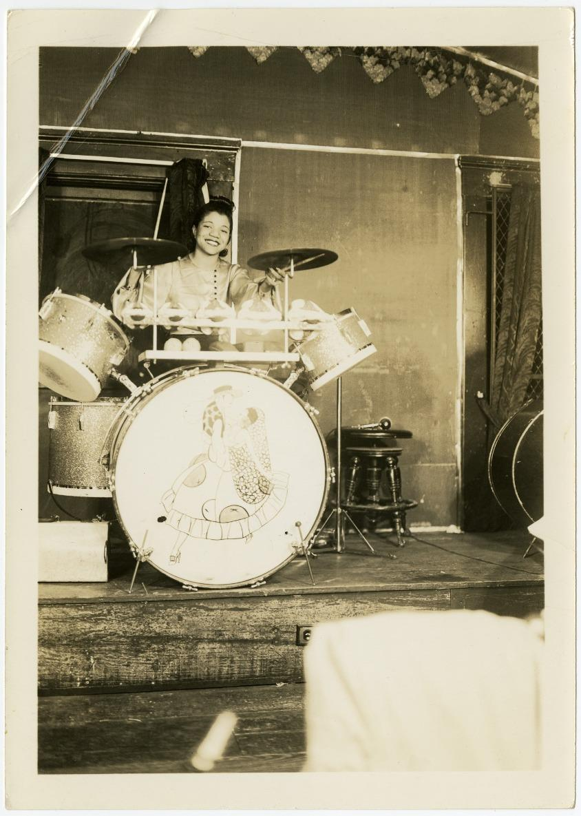Keeping the Rhythm: An Exploration of Women Drummers