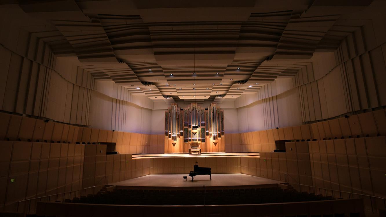 Piano Faculty Showcase