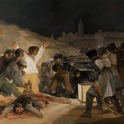 Art + History: The 3rd of May by Francisco Goya