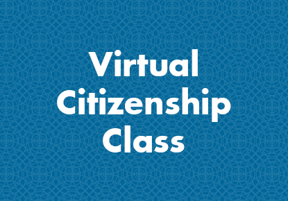 Virtual Citizenship Class in English