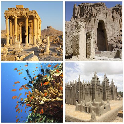 Endangered UNESCO World Heritage Sites: Bamiyan Buddhas
