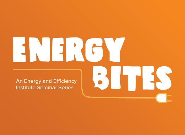 Energy Bites Webinar