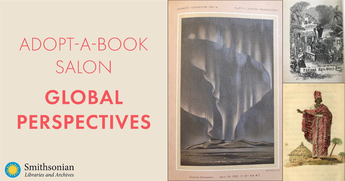Adopt-a-Book Salon: Global Perspectives