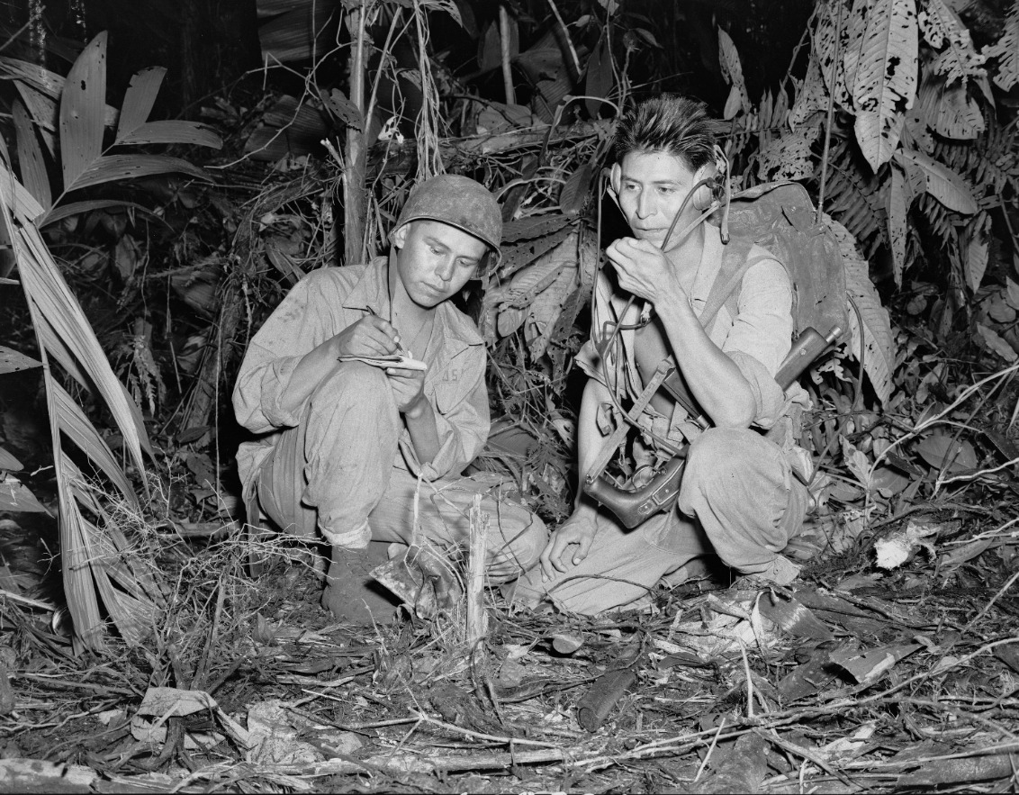 Native American Code Talkers: A Lasting Legacy