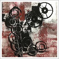 Monoprints Without a Press