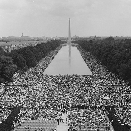"""""""We're Not Going To Take It!"""": A Century of Marches, Protests, and Rallies in the Nation's Capital"""