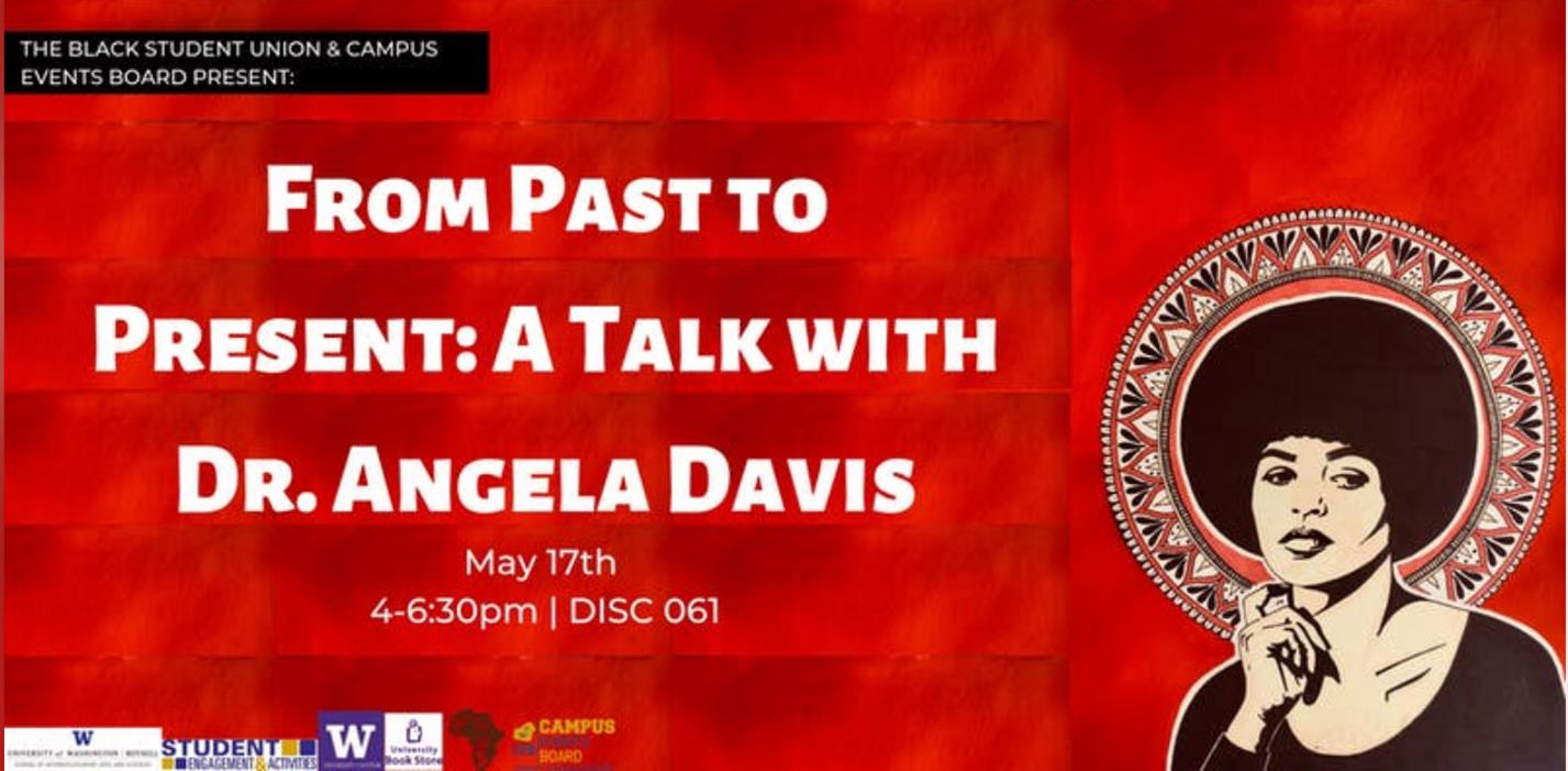 From Past to Present: A Talk with Dr. Angela Davis