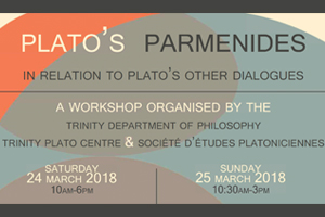 Plato's Parmenides in Relation to Plato's other Dialogues