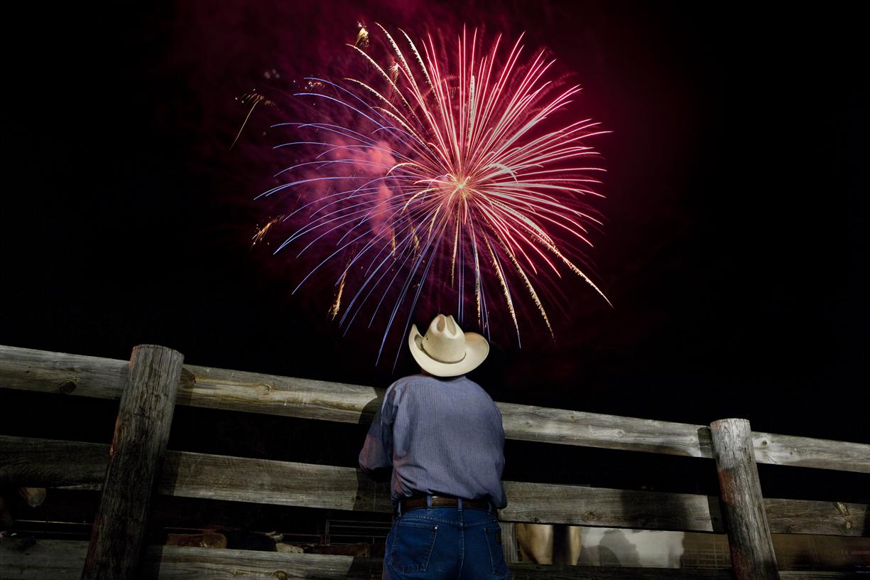 Shenandoah Pro Rodeo and Fireworks