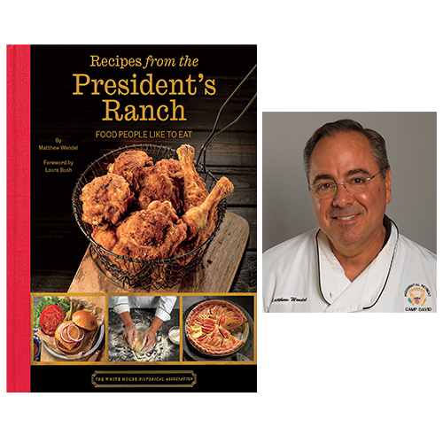 Recipes from the President's Ranch: Home Cooking as Diplomacy
