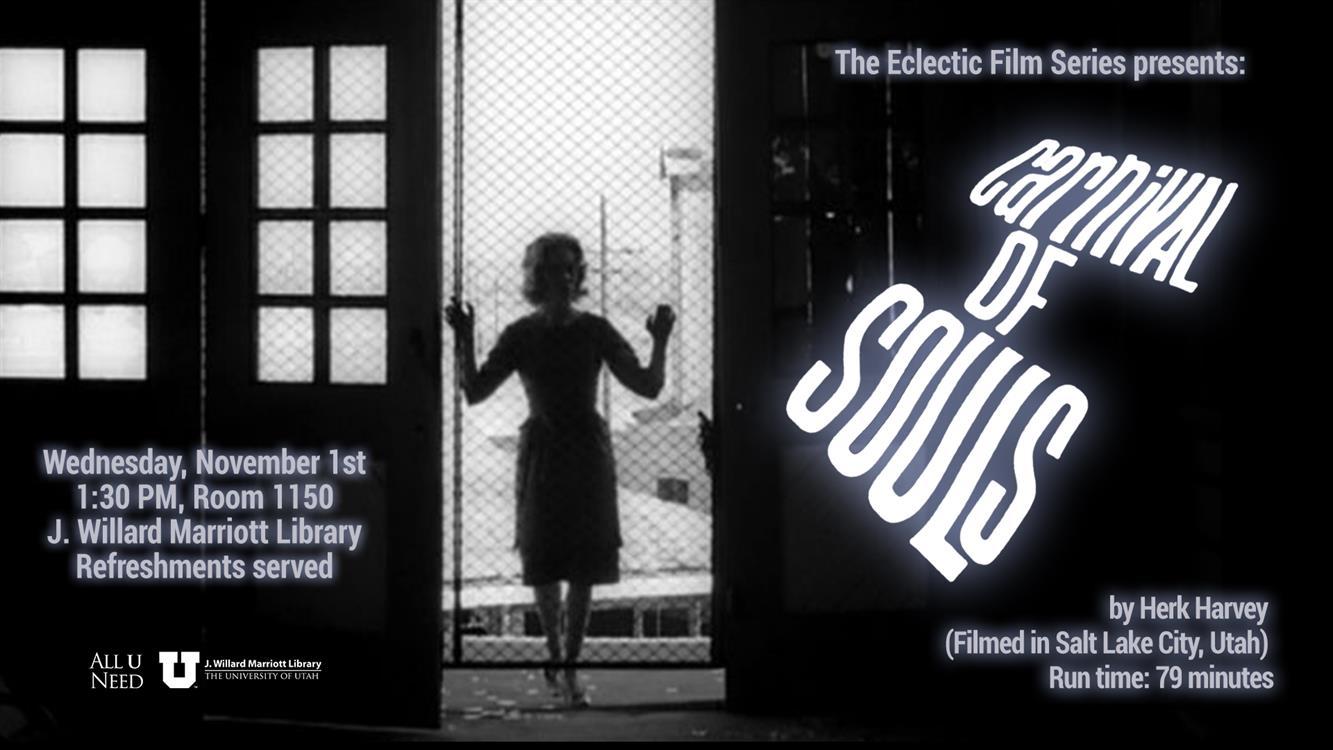 Free Film Screening - Carnival of Souls
