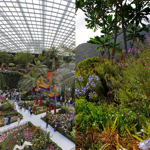 Beautiful Destinations: Botanical Gardens of the World