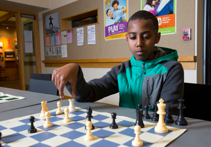 CANCELED - Youth Drop in Chess