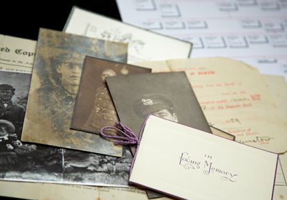 Genealogy: Tour the Collection