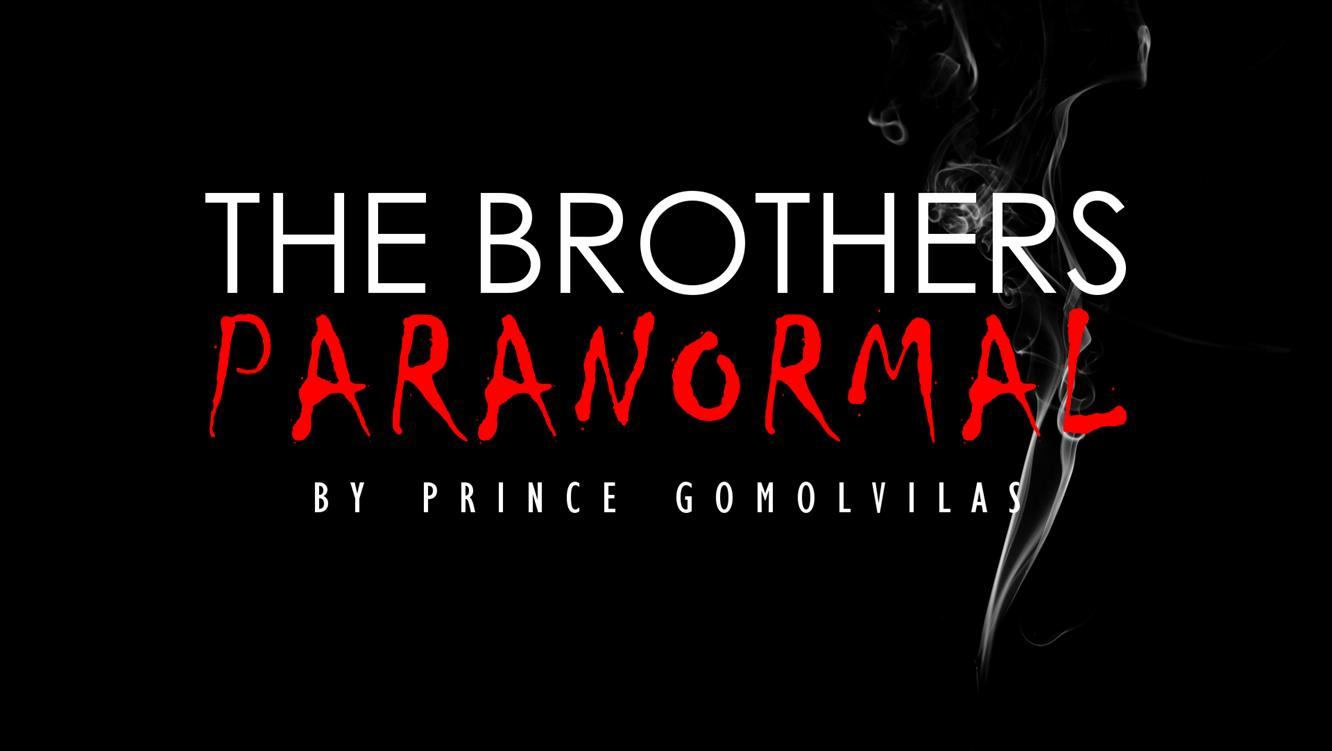 The Brothers Paranormal - UW Student Night