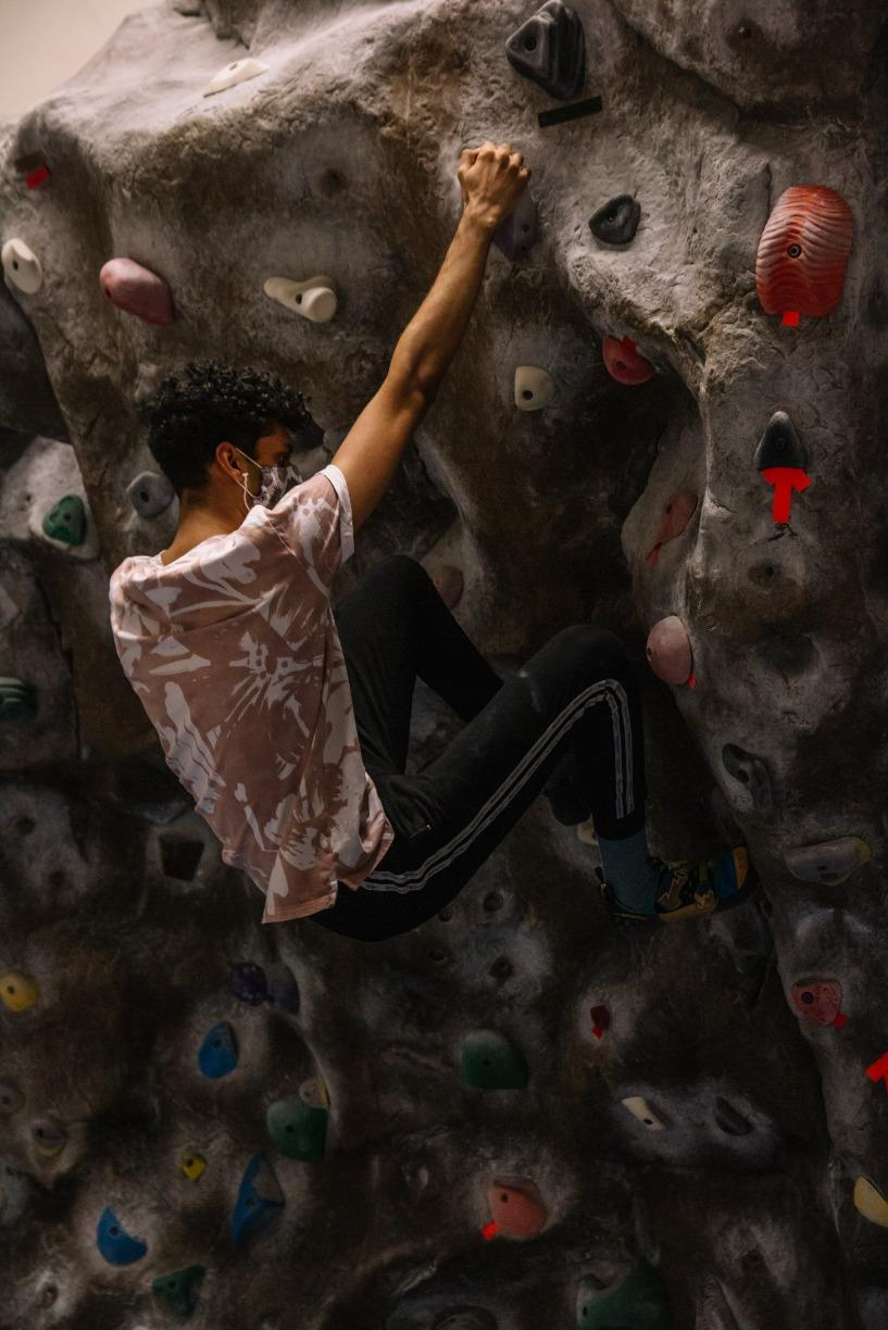 Deadline to Register for Intro to Sport Climbing (Lead Climbing) #1