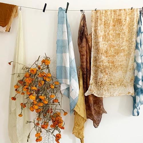 Natural Dye Workshop: A Beginners Studio