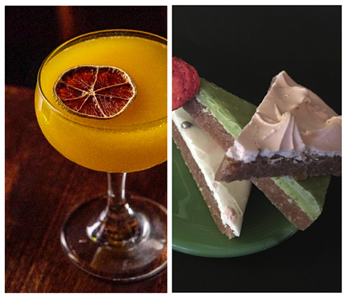 Cocktails and Confections: A Long Overdue Partnership