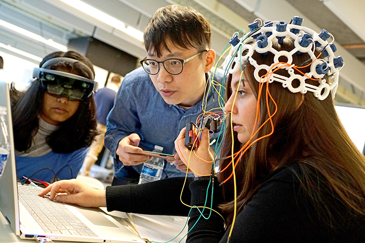 Center for Neurotechnology (CNT) 2019 Hackathon