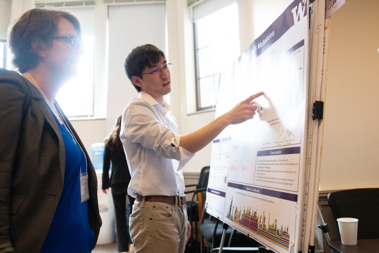 Pauling Medal Symposium Poster Session