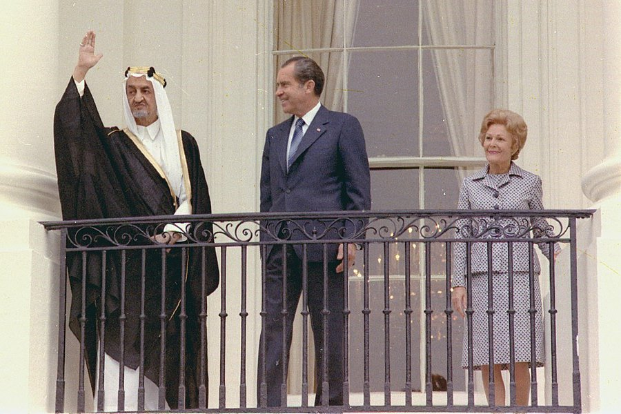 A Diplomatic Counterrevolution: The Transformation of the U.S.-Middle East Alliance System in the 1970s