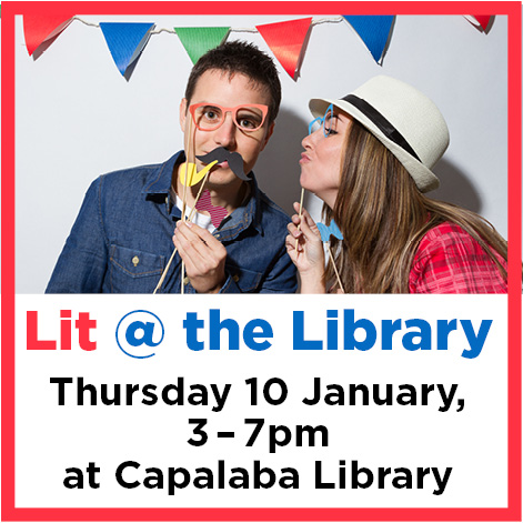 Redland City Event - Lit @ the Library