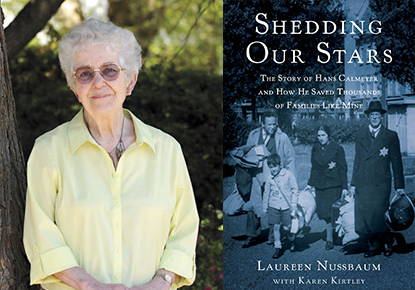 Laureen Nussbaum discusses 'Shedding Our Stars'
