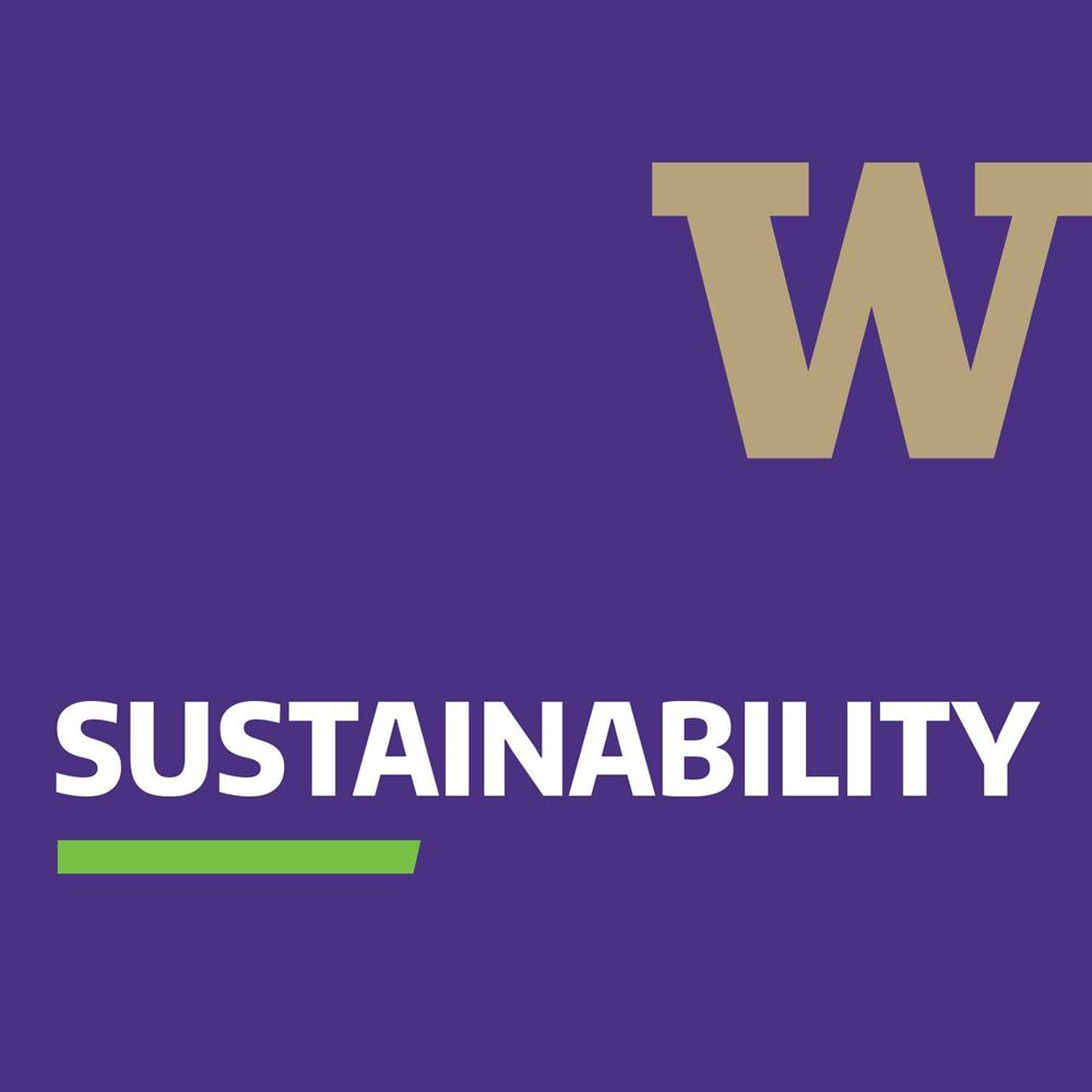 UW Sustainability virtual office hours