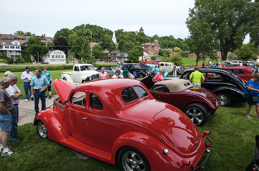 Antique Town Rods Show