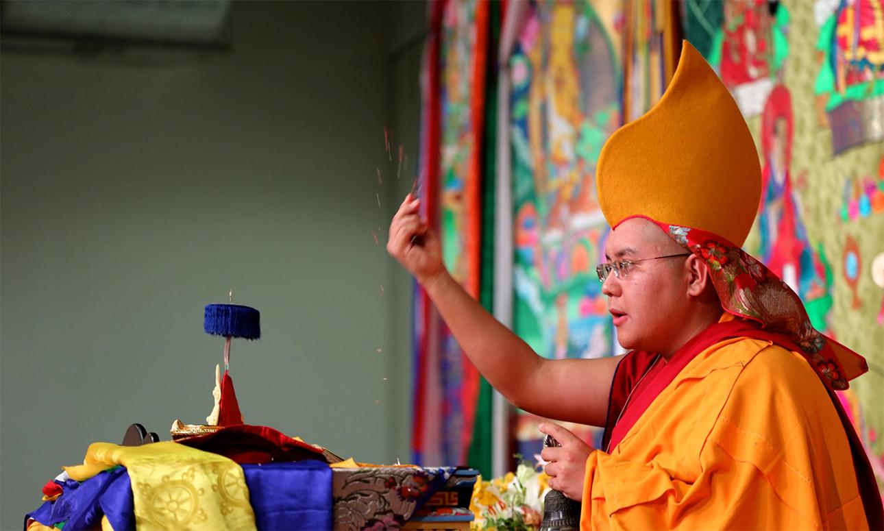 Tibetan Yoga with Kunga