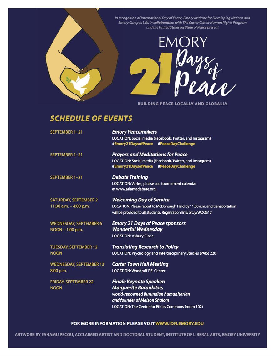 Emory Calendar.Calendar Emory Coulter Department Of Biomedical Engineering At